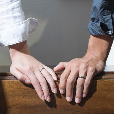 結婚指輪のイメージ