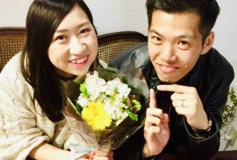 """おふたりの""""誕生石""""を、結婚指輪に!#53"""