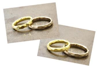 結婚指輪のご相談がとても増えてます♡#56