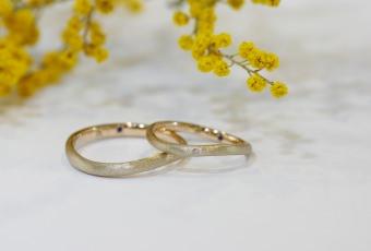 指輪を磨き直すことで、新しい年を爽やかにお迎えしましょう♪#139