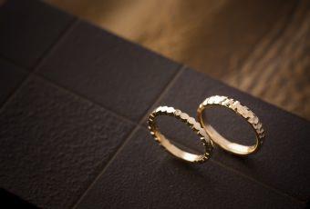 """最短3日で""""結婚指輪""""がつくれます!#138"""