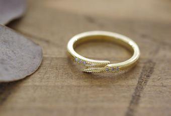 結婚指輪は、1本からでも購入可能です♡#146